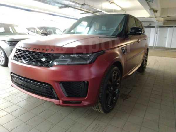 Land Rover Range Rover Sport, 2020 год, 8 128 000 руб.