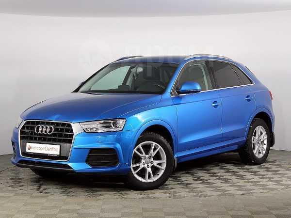 Audi Q3, 2015 год, 1 315 000 руб.