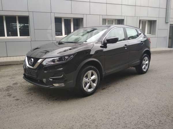 Nissan Qashqai, 2020 год, 1 441 000 руб.
