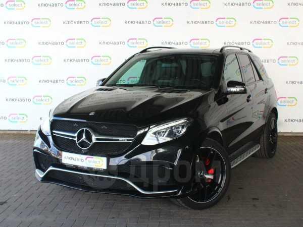 Mercedes-Benz GLE, 2016 год, 2 943 000 руб.