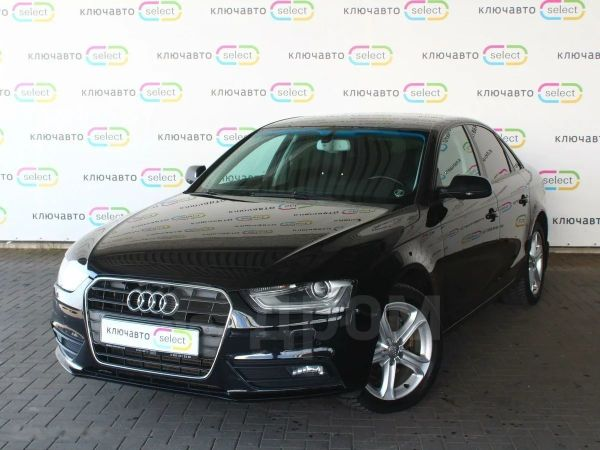Audi A4, 2013 год, 772 000 руб.
