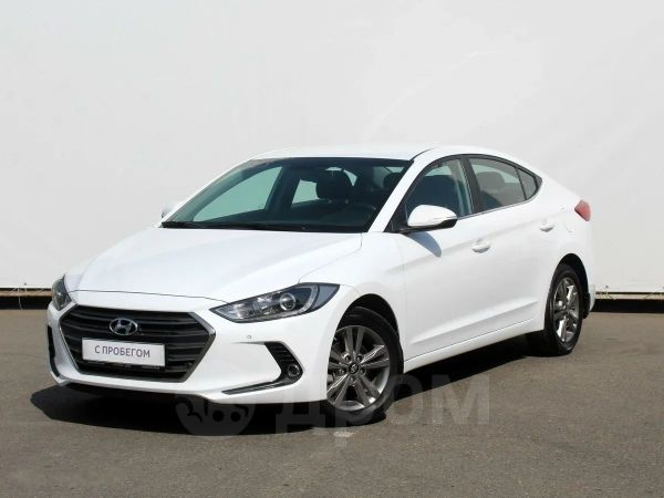 Hyundai Elantra, 2018 год, 1 099 000 руб.