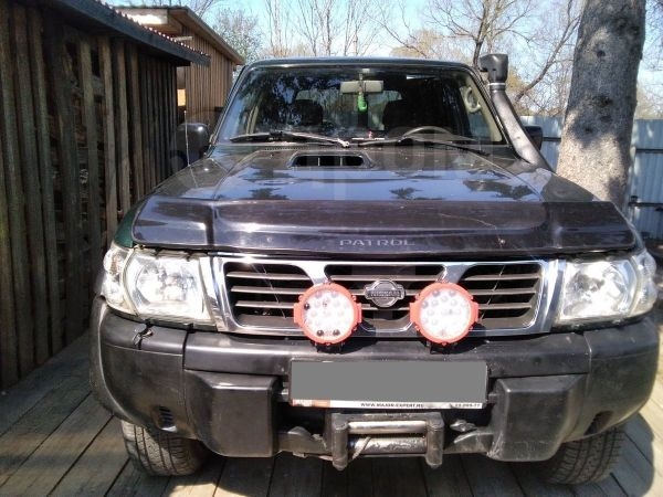Nissan Patrol, 2002 год, 620 000 руб.