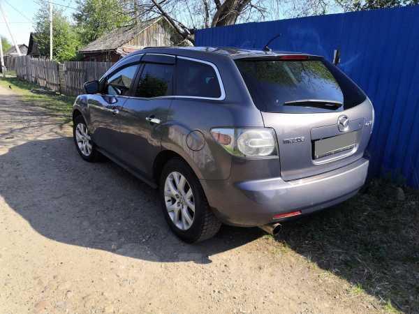 Mazda CX-7, 2007 год, 383 000 руб.