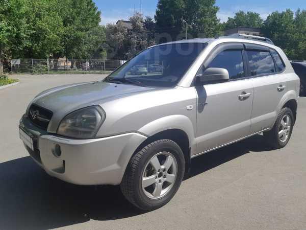 Hyundai Tucson, 2008 год, 509 000 руб.
