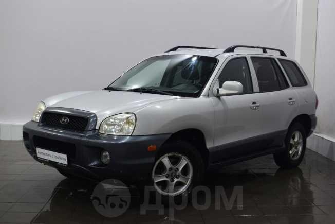Hyundai Santa Fe, 2003 год, 329 000 руб.