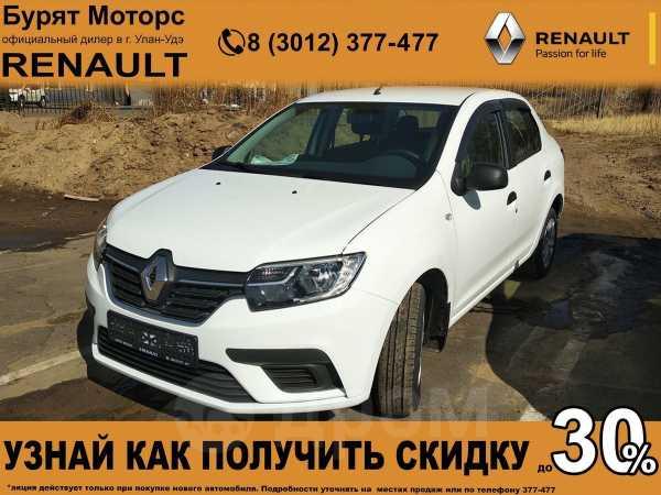 Renault Logan, 2020 год, 807 000 руб.