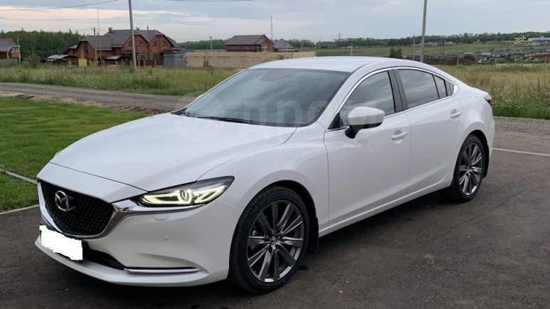 Mazda Mazda6, 2019 год, 1 850 000 руб.