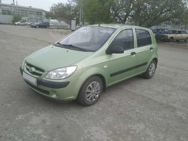Hyundai Getz, 2008 год, 255 000 руб.
