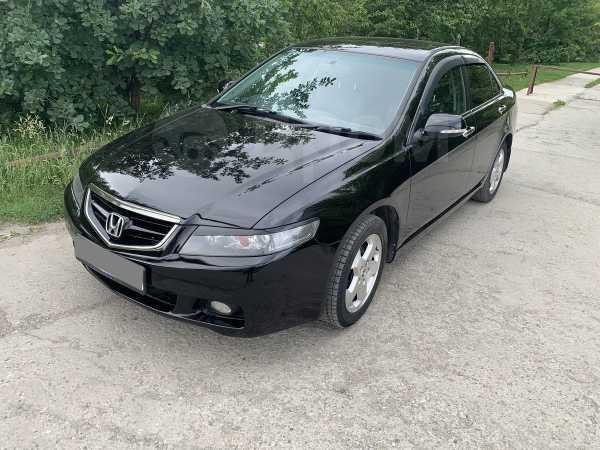 Honda Accord, 2004 год, 410 000 руб.