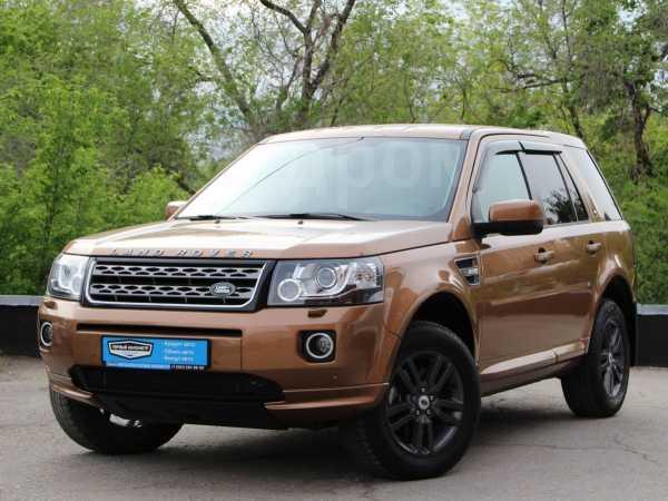 Land Rover Freelander, 2014 год, 1 188 000 руб.