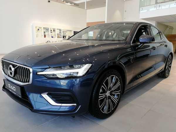 Volvo S60, 2020 год, 2 999 400 руб.
