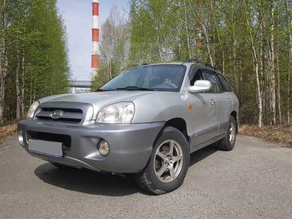 Hyundai Santa Fe, 2005 год, 449 000 руб.