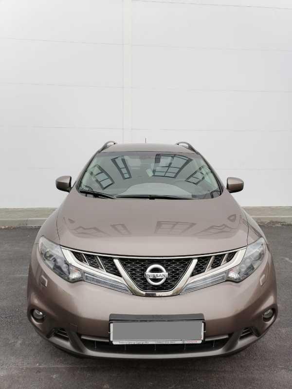 Nissan Murano, 2012 год, 899 000 руб.