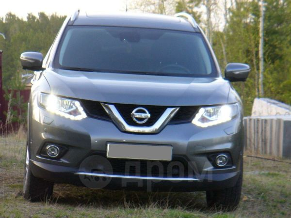 Nissan X-Trail, 2015 год, 1 182 000 руб.
