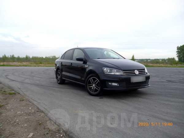 Volkswagen Polo, 2016 год, 570 000 руб.