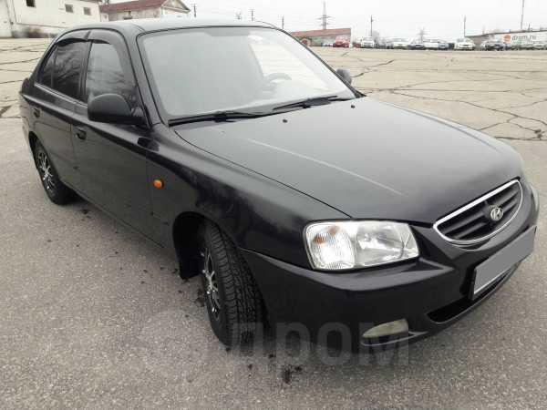 Hyundai Accent, 2008 год, 249 000 руб.