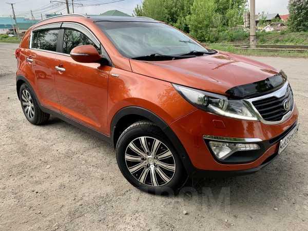 Kia Sportage, 2013 год, 960 000 руб.