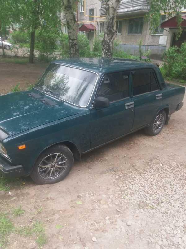 Лада 2107, 2007 год, 90 000 руб.
