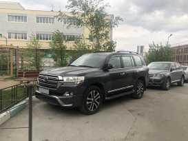 Новосибирск Land Cruiser 2015