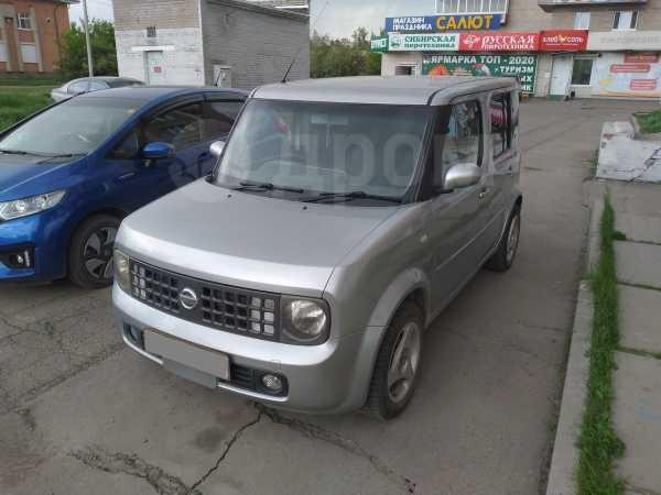 Nissan Cube, 2004 год, 210 000 руб.
