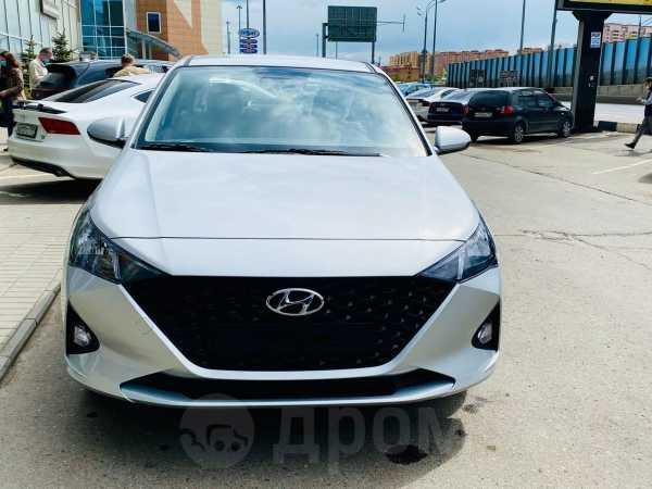 Hyundai Solaris, 2020 год, 750 000 руб.