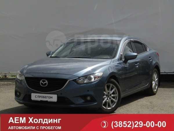 Mazda Mazda6, 2015 год, 1 040 000 руб.