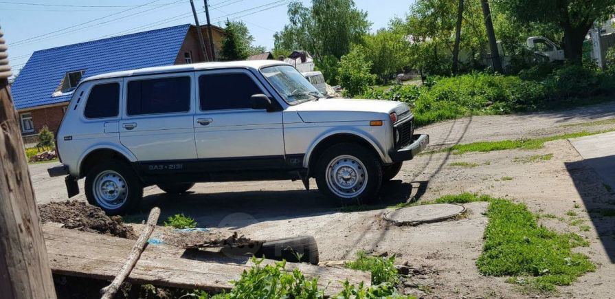 Лада 4x4 2131 Нива, 2011 год, 230 000 руб.