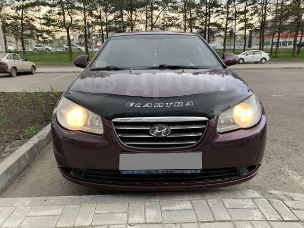 Hyundai Elantra, 2007 год, 265 000 руб.