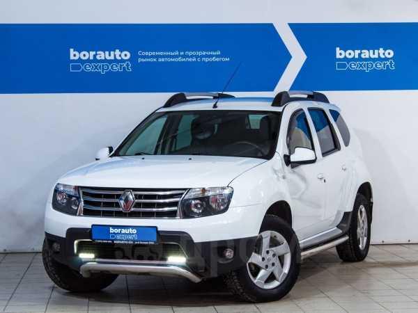 Renault Duster, 2014 год, 583 000 руб.
