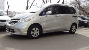Москва Honda Freed 2014