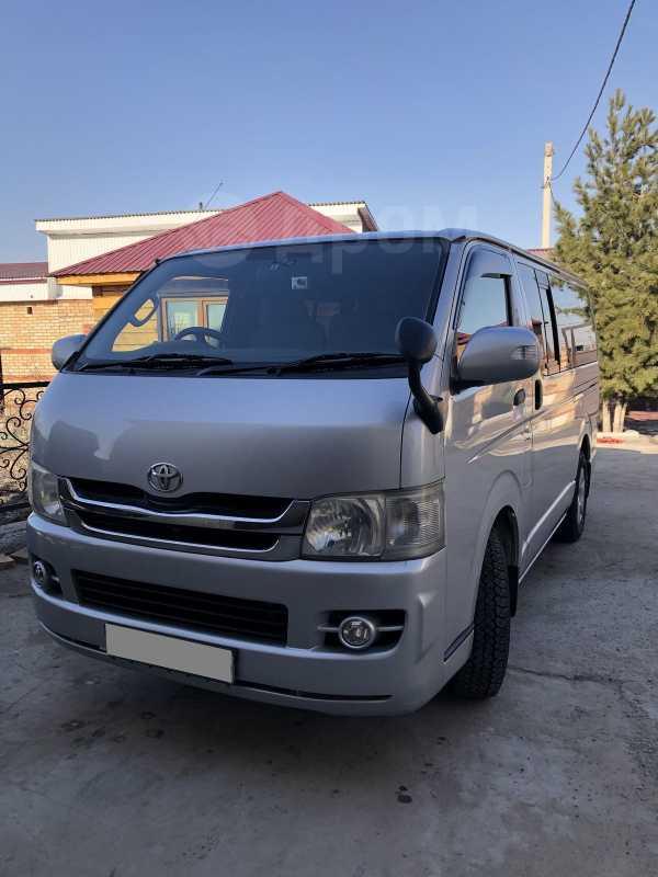 Toyota Hiace, 2008 год, 1 075 000 руб.