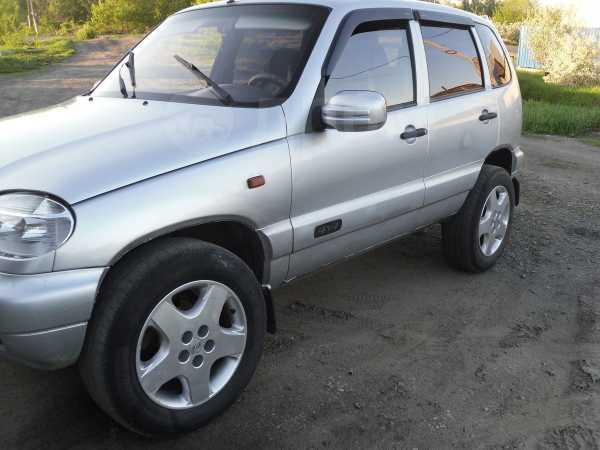 Chevrolet Niva, 2006 год, 150 000 руб.