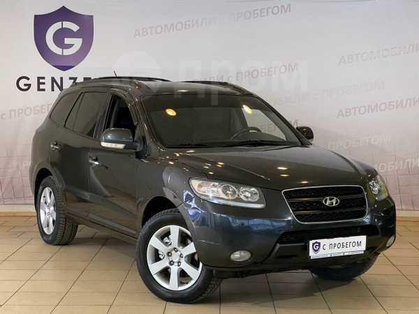 Hyundai Santa Fe, 2008 год, 629 000 руб.
