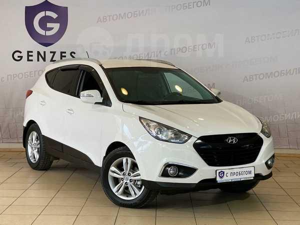 Hyundai ix35, 2012 год, 649 000 руб.