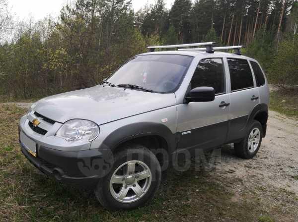 Chevrolet Niva, 2014 год, 440 000 руб.