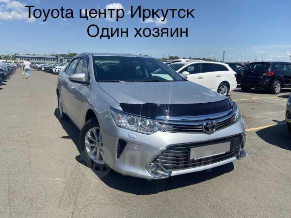 Toyota Camry, 2015 год, 1 190 000 руб.
