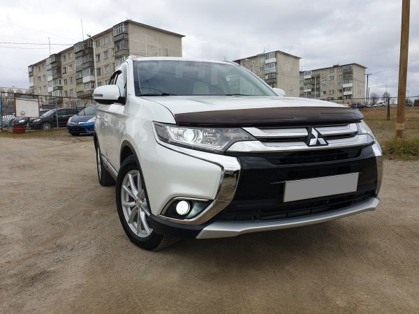 Mitsubishi Outlander, 2015 год, 1 480 000 руб.
