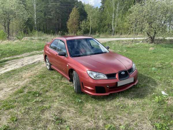 Subaru Impreza, 2007 год, 360 000 руб.