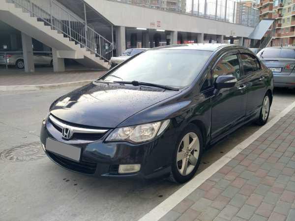 Honda Civic, 2008 год, 330 000 руб.
