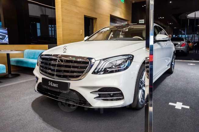 Mercedes-Benz S-Class, 2019 год, 8 119 355 руб.