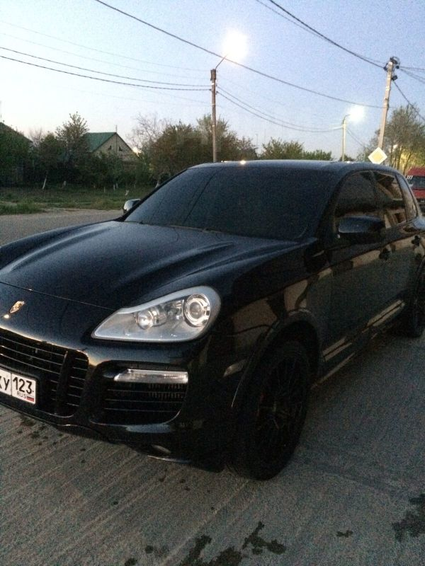 Porsche Cayenne, 2008 год, 665 000 руб.