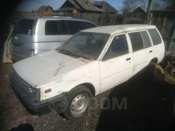 Nissan AD, 1986 год, 25 000 руб.