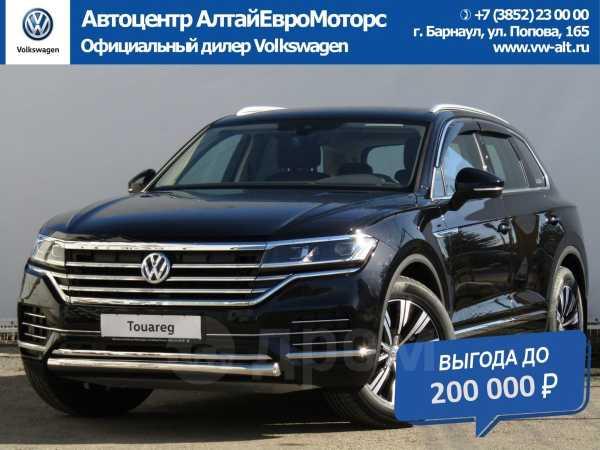Volkswagen Touareg, 2020 год, 4 789 000 руб.