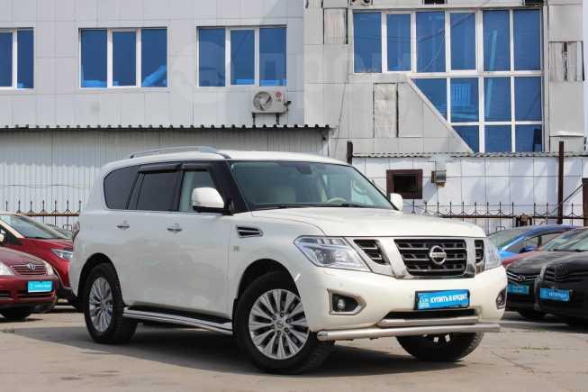 Nissan Patrol, 2014 год, 2 079 000 руб.
