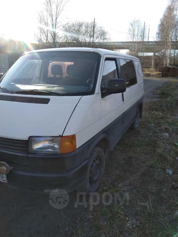 Volkswagen Transporter, 1991 год, 110 000 руб.