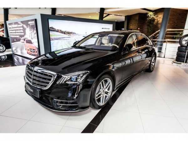Mercedes-Benz S-Class, 2019 год, 7 786 665 руб.