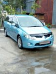 Mitsubishi Grandis, 2004 год, 480 000 руб.