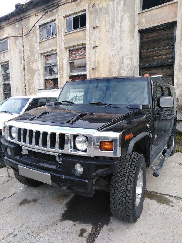 Hummer H2, 2003 год, 880 000 руб.