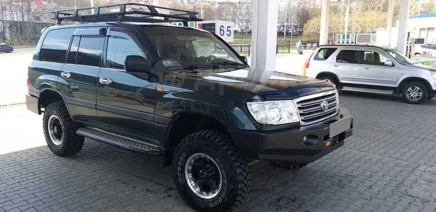Toyota Land Cruiser, 2004 год, 1 900 000 руб.